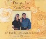 Daliah Lavi - Ich bin da, um dich zu lieben