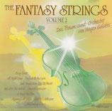 Das Traumsound Orchester von Hagen Galatis - The Fantasy Strings Vol.2