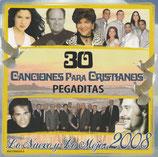 30 Canciones Para Christianos Pegaditas 2-CD