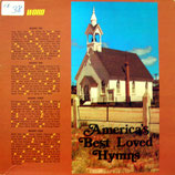 WORD Records: America's Best Loved Hymns (1950's/1960's) 4-LP-Box-Set (Frank Boggs, Pat Boone, Norma Zimmer, Dick Anthony, Kurt Kaiser, Burl Ives, u.v.a.)