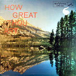 Sons Of The Pioneers - How great Thou art