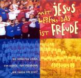 Wir singen für Jesus Kinder-und Jugendchor - Mit Jesus leben, das ist Freude