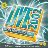 Kingsway Music : Live 2002 - Reviewing A Great Year Of Live Worship (2-CD)