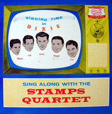 Stamps Quartet - Singing Time In Dixie