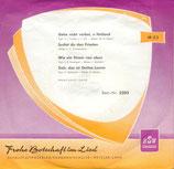 Franz Knies - Frohe Botschaft im Lied 2203
