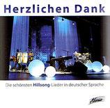 Herzlichen Dank - Die schönsten Hillsong-Lieder in deutscher Sprache