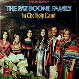 The Pat Boone Family in The Holy Land