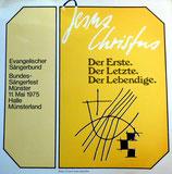 Evangelischer Sängerbund - Jesus Christus der Erste der Letzte der Lebendige