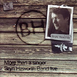 Bryn Haworth - More Than A Singer