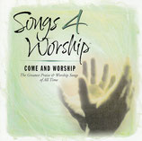 Songs 4 Worship - Come And Worship 2-CD