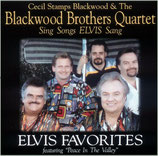 Blackwoods - Elvis Favorites -