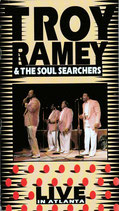 TROY RAMEY & THE SOUL SEARCHERS Live In Atlanta VHS NTSC Video