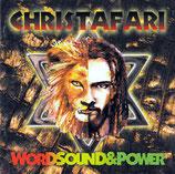 CHRISTAFARI - Word Sound And Power