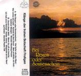Trio Zürcher - Bei Regen oder Sonnenschein