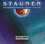 Tom Keene Band - Staunen ; Instrumentalbearbeitungen beliebter Lieder von Manfred Siebald
