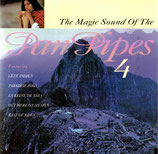 The Magic Sound Of The Pan Pipes 4 (Object Enterprises)