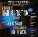 Shearis Israel - A Decade of High Performance