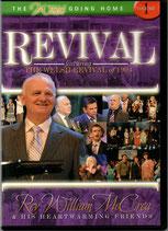 William McCrea & His Heartwarming Friends : Revival DVD