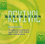 REVIVAL GENERATION - Johannes Falk, Lincoln Brewster, Matt Redman, Noel Richards, Lothar Kosse, Kevin Prosch, u.a. 2-CD
