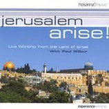 Paul Wilbur - Jerusalem Arise (CD im Slim Case)