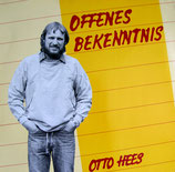 Otto Hess - Offenes Bekenntnis
