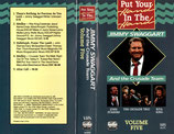 JIM VIDEO : Jimmy Swaggart And The Crusade Team Volume Five (VHS-NTSC)