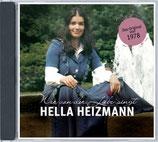 Hella Heizmann - Wer von der Liebe singt CD