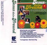 Jesus - dein Freund (Kindermusical)