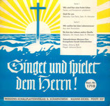 Männerchor der Evang.-freik.Baptisten-Gemeinde Volmarstein-Grundschöttel - Singet und spielet dem Herrn 1711