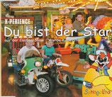 X-PERIENCE - Du bist der Star (Maxi-CD mit 6 Tracks)