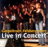 Gospeltrain Felsberg - Live in Concert