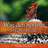 Evangelisations-Chor der Mennoniten-Gemeinde Bielefeld - Wag den Sprung in Gottes Hände