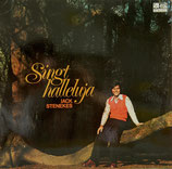 Jack Stenekes - Singt Halleluja