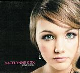 Katel Ynne Cox - One Girl