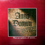 Anno Domini - Not on a Table of Stone