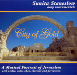 Sunita Staneslow - City of Gold