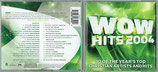 WOW HITS 2004 : 30 of The Year's Top Christian Artists And Hits (2-CD)