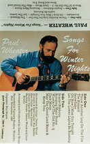 Paul Wheater - Songs For A Winter Nights
