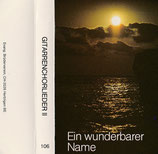 EBV - Ein wunderbarer Name (Gitarrenlieder II)