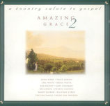 A Country Salute To Gospel - Amazing Grace 2 (Various)