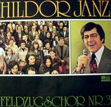 Hildor Janz - Hildor Janz & Feldzugschor 3