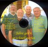 Herolds Quartett - Jahre geh'n so schnell vorbei... (CD)