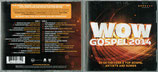 WOW Gospel 2014 : 30 of The Year's Top Gospel Artists And Songs (2-CD)