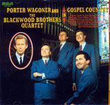 Porter Wagoner & The Blackwood Brothers Quartet - In Gospel Country