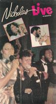 Nicholas Live In Memphis VHS VIDEO