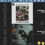 Cliff Richard - Established 1958 / The Best Of Cliff (2-CD)
