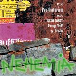 NEHEMIA Pop Oratorium - mit Danny Plett, Kathi Arndt & Projoe