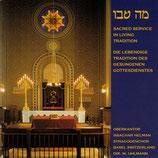 Synagogenchor Basel, Oberkantor Issachar Helman - Der gesungene Gottesdienst