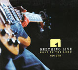 ONETHING LIVE : Holy Is The Lord CD / DVD