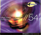 Vineyard Music - Fresh Songs, Fresh Worship Volume 54